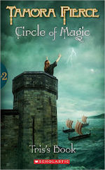 Circle of Magic Tris' Book weather magic Tamora Pierce