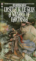 A Wizard of Earthsea weather magic Ursula K. Le Guin