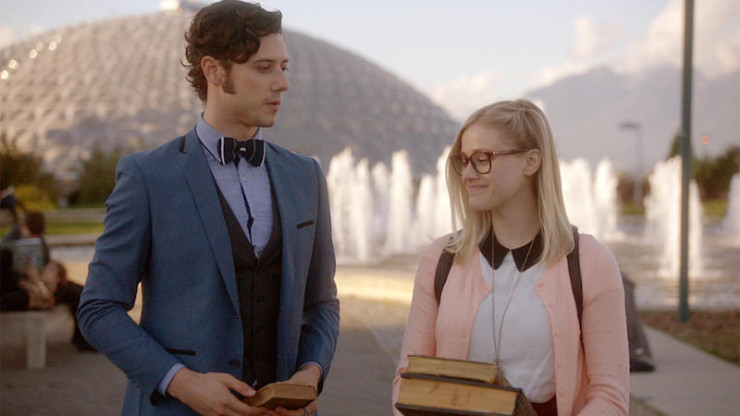 The Magicians Mendings Major and Minor