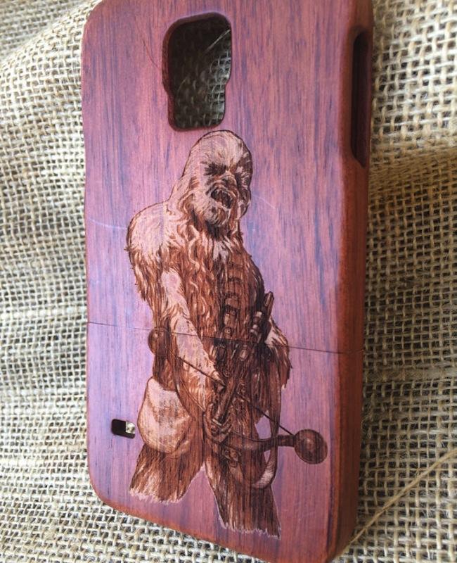 Chewie Phone