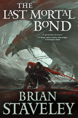 The Last Mortal Bond: Chapters 2 and 3 | Tor com