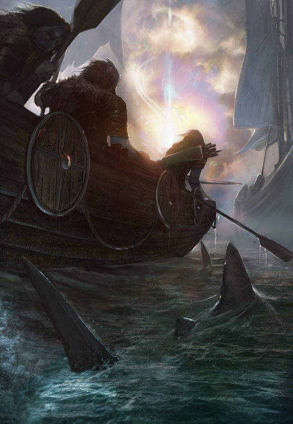 Subterranean Press Midnight Tides Steven Erikson Malazan Book of the Fallen limited edition numbered lettered Lauren Saint-Onge