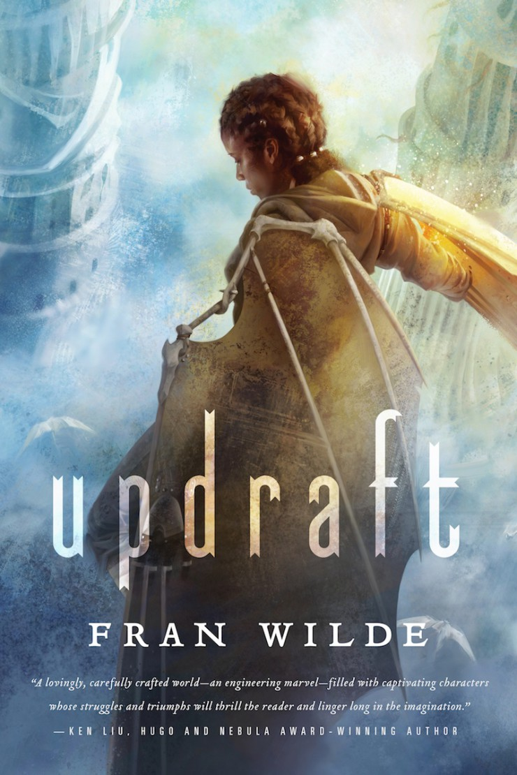 Updraft Tommy Arnold Cover
