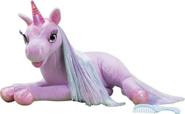 plush unicorn Deadpool why