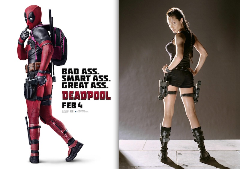 Deadpool promotional images
