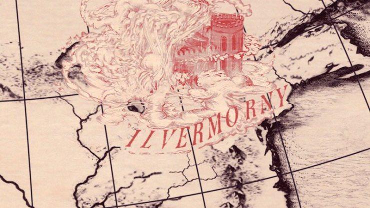 wizarding schools Ilvermorny