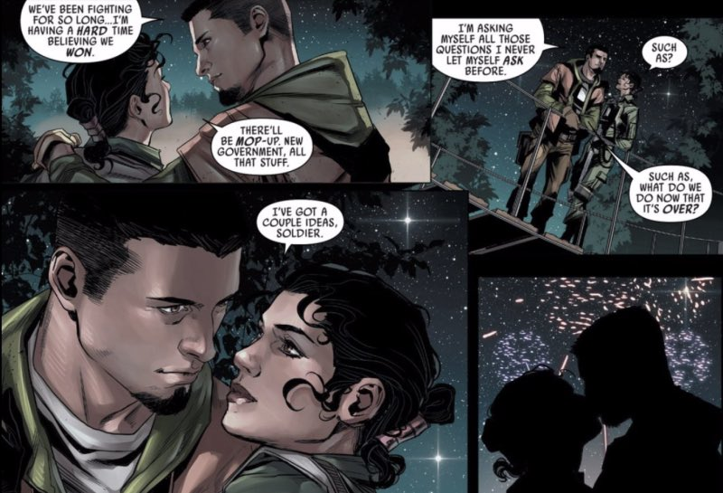 Love in the Star Wars Universe is a Lot More Realistic Now