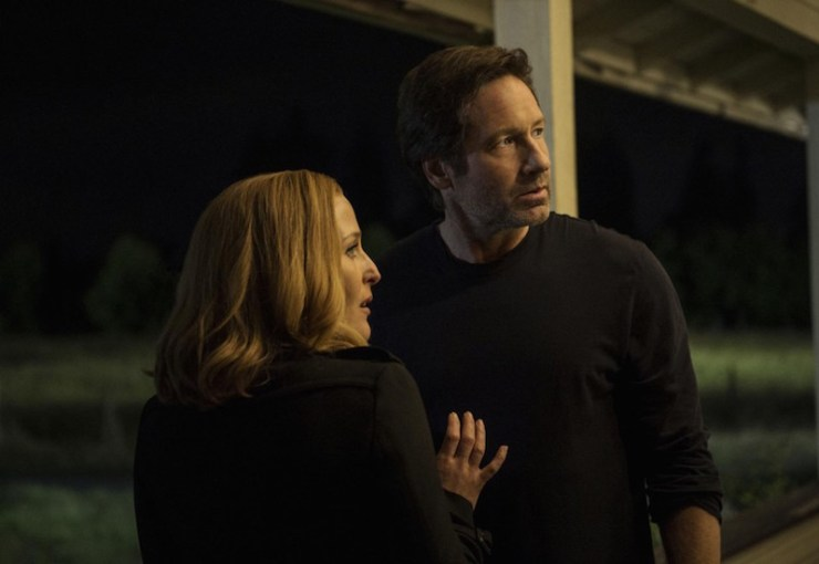 The X-Files reboot conspiracy