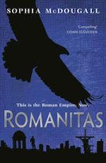 Romanitas Sophia MacDougall fantasy tourism ancient Greece Rome