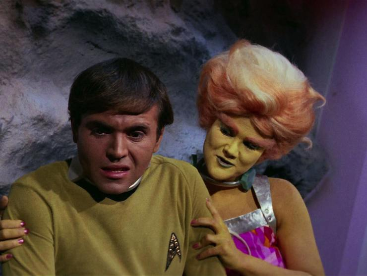 Image result for star trek The Gamesters of Triskelion