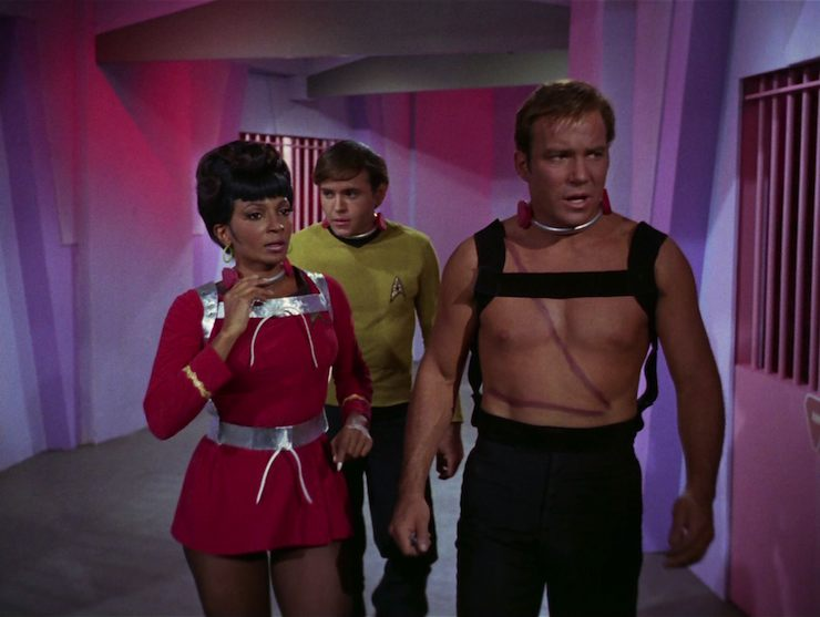 Star Trek, the Original Series, season 2, The Gamesters of Triskelion
