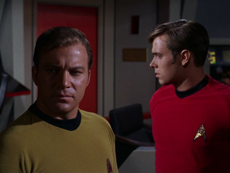 Star Trek, season 2, Obsession