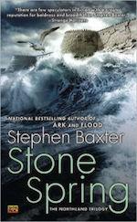 Stone Spring Stephen Baxter fantasy tourism