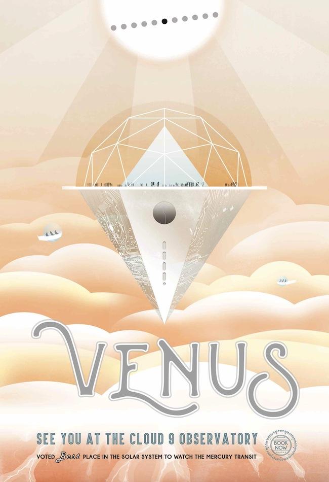 Venus by Invisible Creature