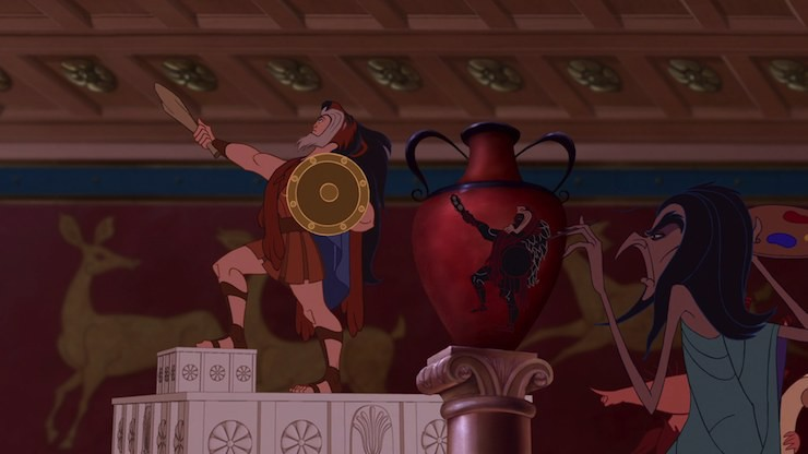 I Can Go the Merchandising Route: Disney's Hercules | Tor.com
