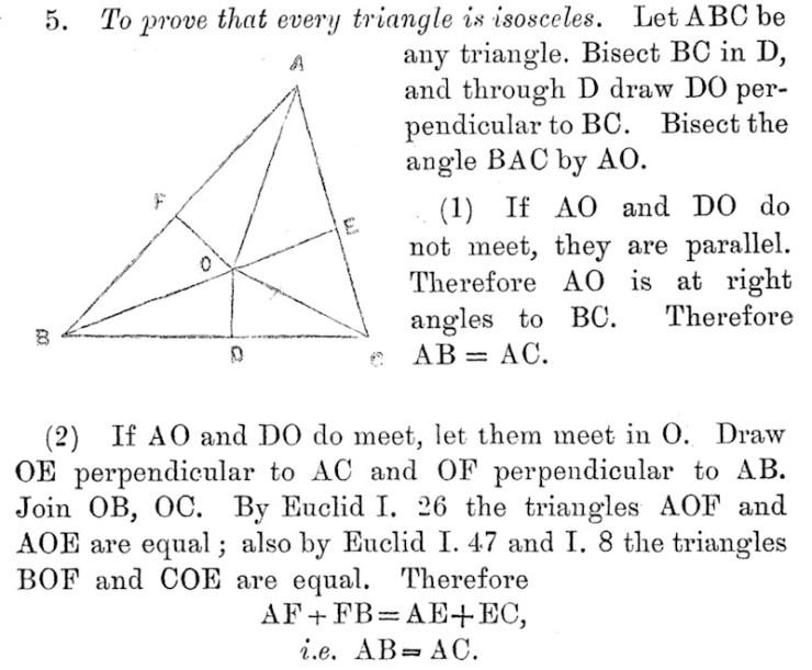 Ken Liu paper folding origami triangle mathematics