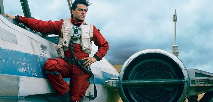Poe Dameron, The Force Awakens