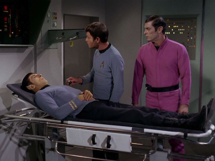 Star Trek, season 2, By Any Other Name