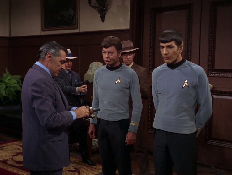 Star Trek, season 2, A Piece of the Action