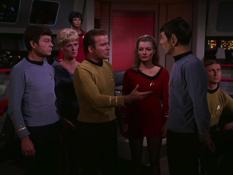 Star Trek, season 2, Return to Tomorrow