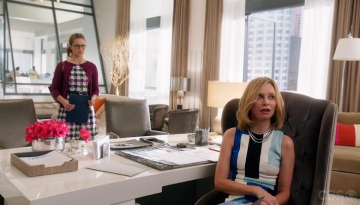 Supergirl 1x17 Martian Manhunter television review