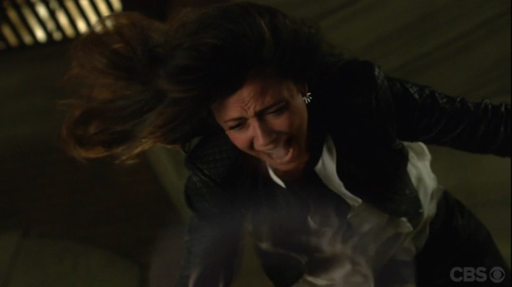 Supergirl 1x17 Martian Manhunter television review Siobhan Smythe Silver Banshee