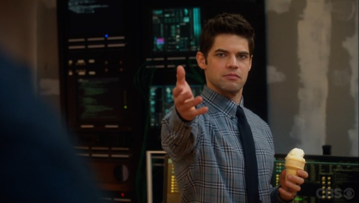 Supergirl 1x18 Worlds Finest The Flash crossover