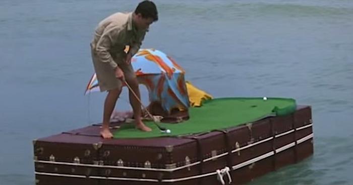 Joe Versus Mini-Golf