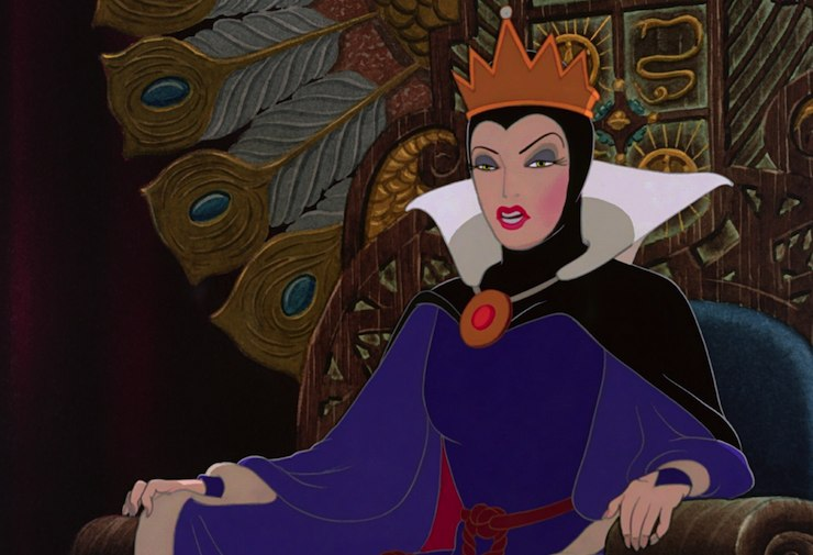 Ayesha, White as Snow: H. Rider Haggard's She and Walt ... Disney Evil Queen Snow White