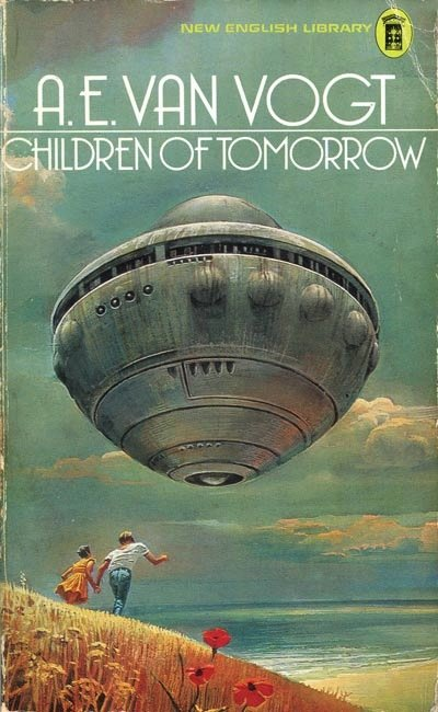 Children of Tomorrow, Bruce Pennington