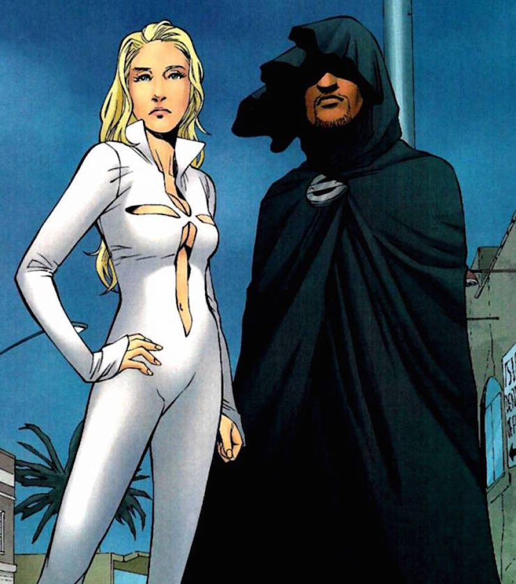 Cloak Dagger Marvel TV show