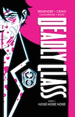 Deadly Class TV adaptation Russo brothers