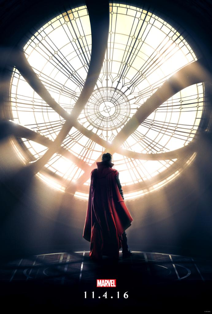 Doctor Strange trailer posters