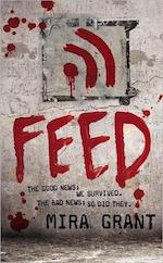 Feed Mira Grant movie adaptation