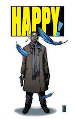 Happy! adaptation Grant Morrison