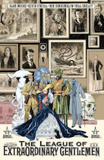 The League of Extraordinary Gentlemen movie adaptation reboot Alan Moore