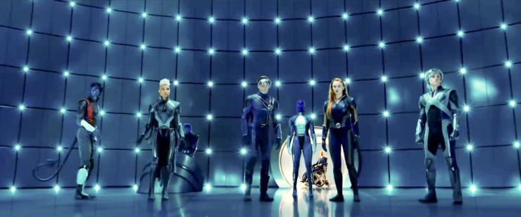 X-Men Apocalypse team line-up