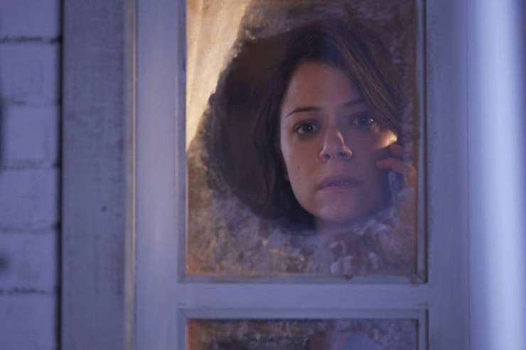 "Orphan Black 4x01 ""The Collapse of Nature"" television review Beth Childs Sarah Iceland Neolution"