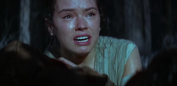 Star Wars: The Force Awakens, Rey