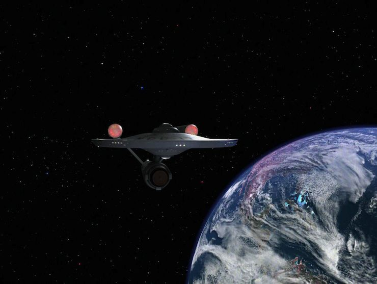Star Trek, season 2, Assignment: Earth