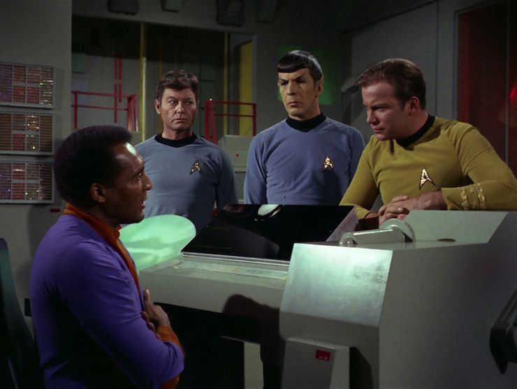 "Star Trek The Original Series Rewatch: ""The Ultimate Computer ..."