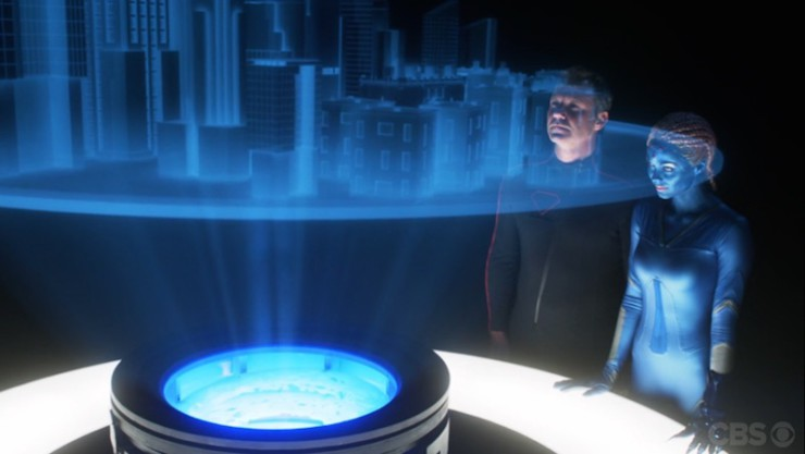 "Supergirl 1x19 ""Myriad"" television review"
