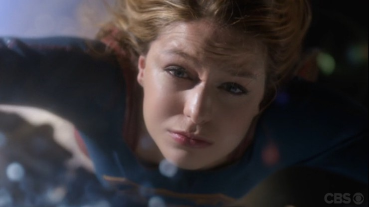 """Supergirl 1x20 """"Better Angels"""" season 1 finale television review"""