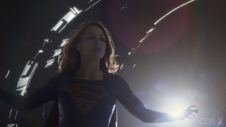 "Supergirl 1x20 ""Better Angels"" season 1 finale television review"
