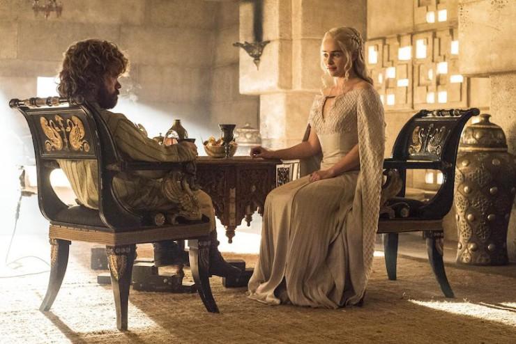 Tyrion Lannister Daenerys Targaryen