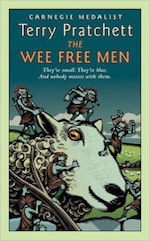 Wee Free Men Pratchett adaptation movie Rhianna Pratchett