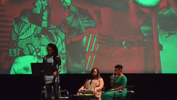 Nnedi Okorafor N.K. Jemisin Ibi Zoboi Brooklyn Museum book club SFF marginalized voices masquerade Yoruba