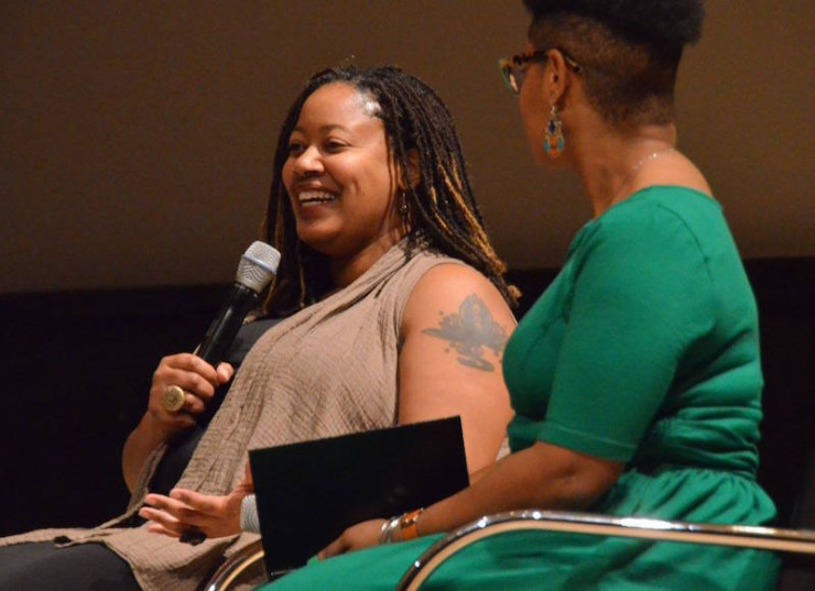 Nnedi Okorafor N.K. Jemisin Ibi Zoboi Brooklyn Museum book club SFF marginalized voices masquerade Yoruba