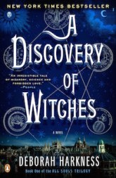 A Discovery of Witches Deborah Harkness Diana Bishop