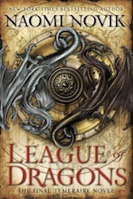 League of Dragons Naomi Novik